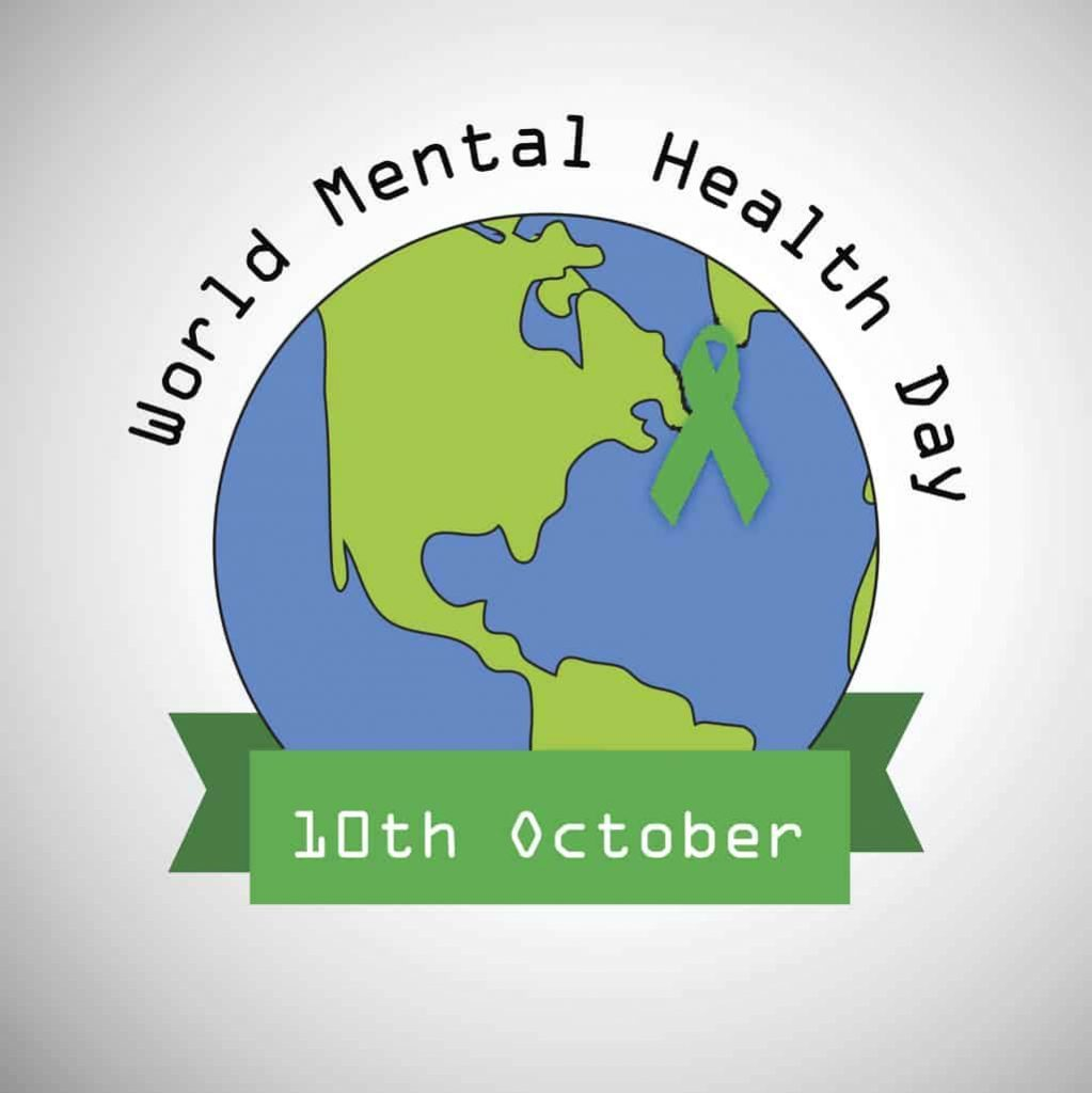 5 ways to boost your mental health on National Mental Health Awareness Day 2019