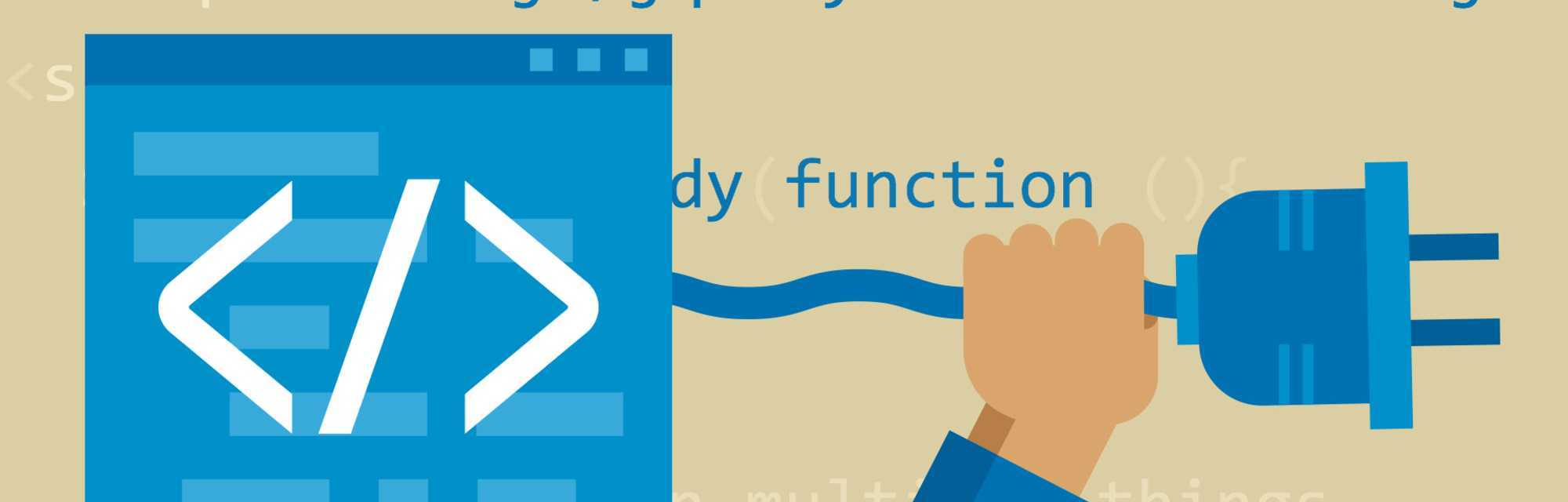 JQuery plug-ins front-end developers