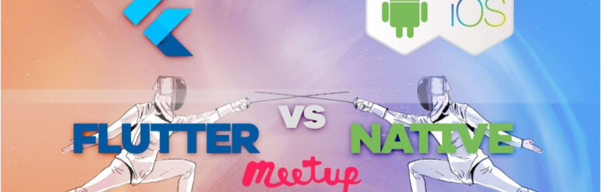 Flutter vs native app development event