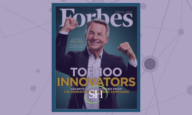ServiceNow are Forbes Most Innovative Company of 2018