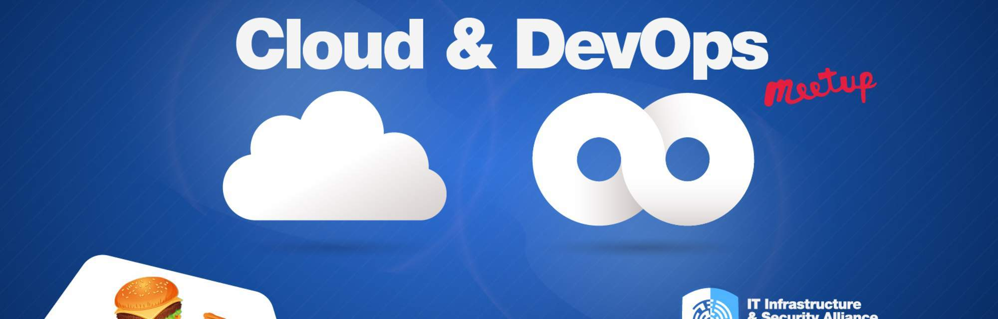 Event banner: Cloud & DevOps Meetup