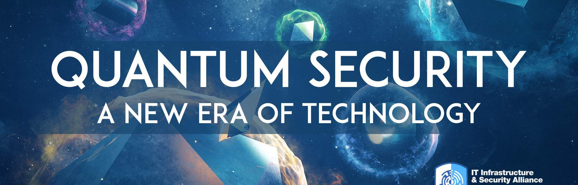 Quantum security event banner