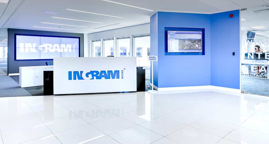 Ingram Micro partner with NowSignage digital signage CMS