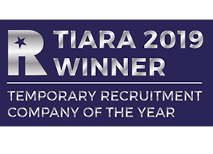 Temporary Recruitment Company of the Year 2019