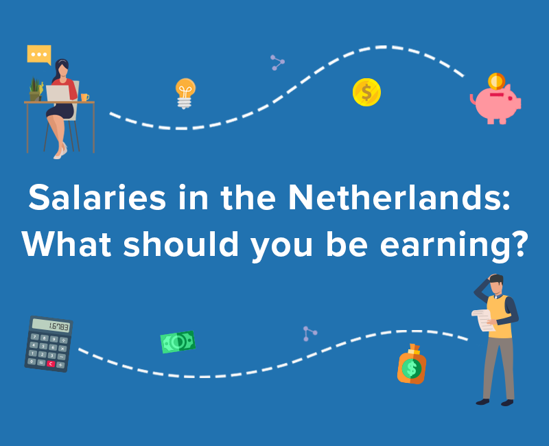 Salaries in the Netherlands