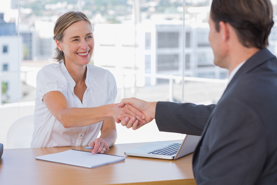5 signs your job interview went well