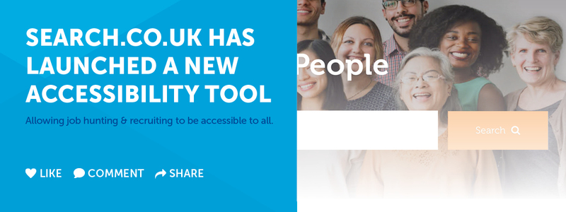 Search Launches Website Accessibility Technology for Job and Careers Searching.