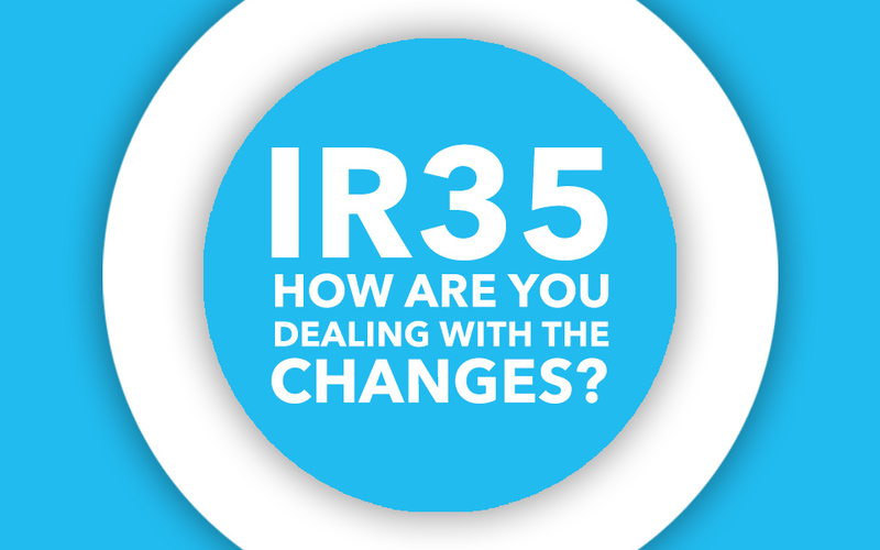 How are you dealing with the IR35 changes? Do you need help or a better understanding?