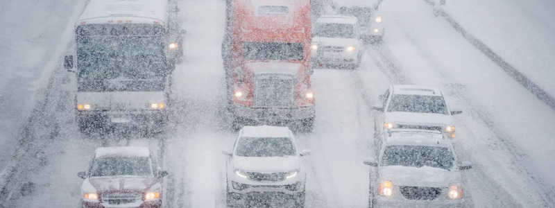 Search Consutlancy's How To Drive Safely During Winter Weather Blog Header Image