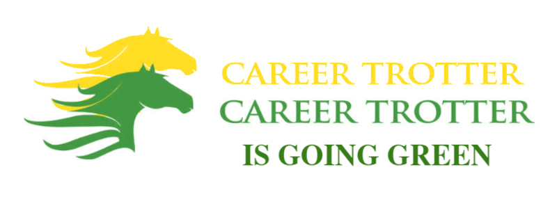 Careertrotter is going Green - Eco Friendly