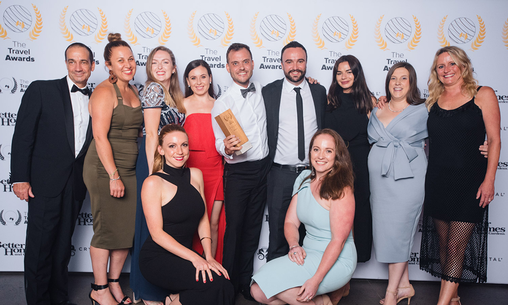 TMS Talent | Travel Recruitment Agency of the Year 2019 | The Travel Awards | Travel Weekly