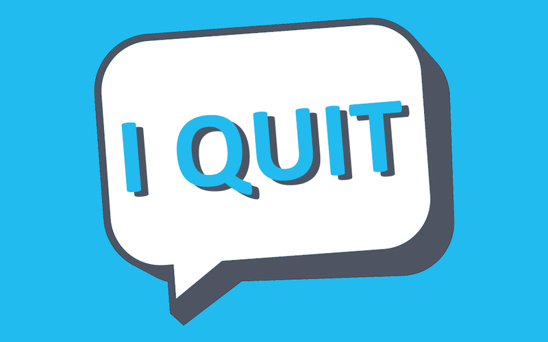 Common reasons why people quit their jobs