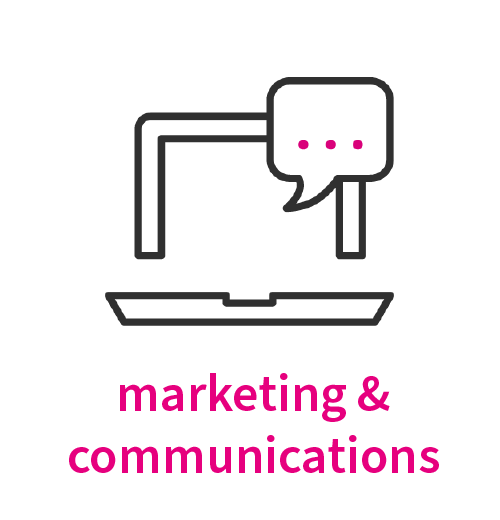 marketing & communications Recruitment for the creative industries