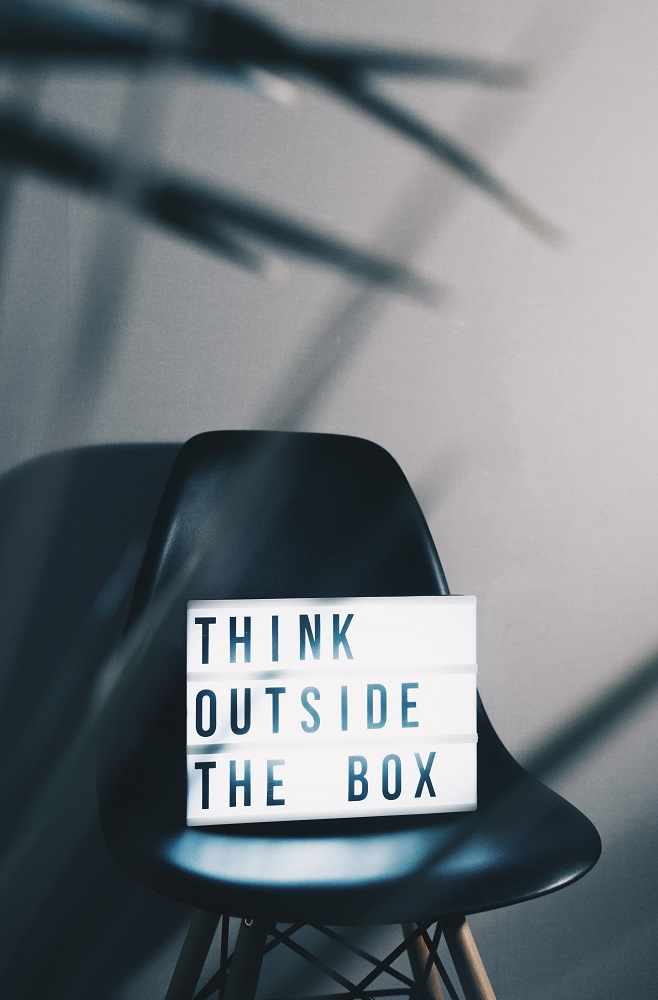 Think Outside the Box  - Student Recruitment
