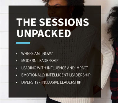 future female leaders - the sessions unpacked