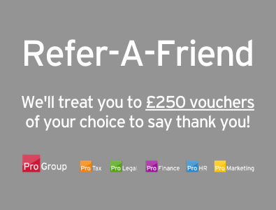 Pro-Group Refer-a-Friend