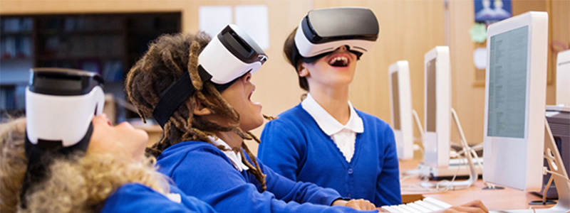 Search Technology supports Cyber Girls First - Bridging the Gender Gap in Tech