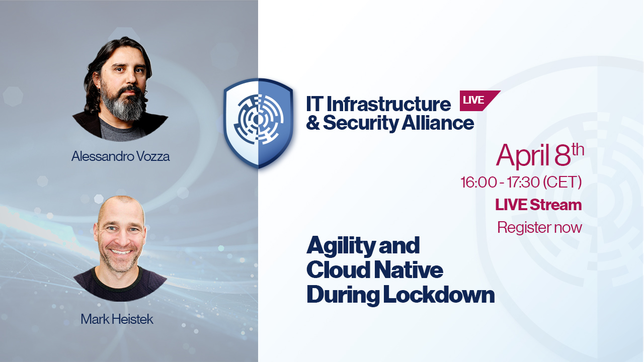 Agility and cloud native