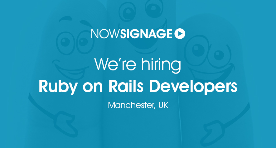 Ruby on Rails developers in Manchester
