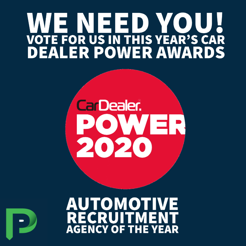 Vote for Perfect Placement in the Car Dealer Power Awards 2020