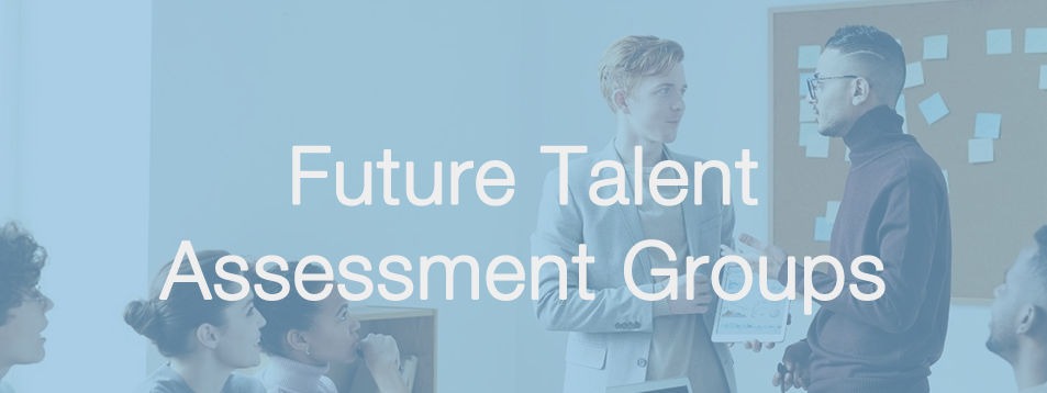 future talent and graduate assessment groups