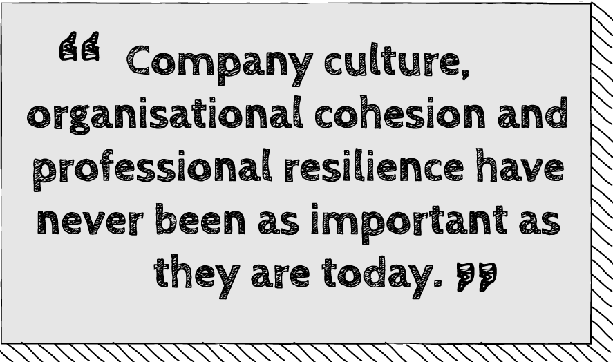 Culture, Cohesion and Resilience: What Your Business Needs to Thrive in 2021