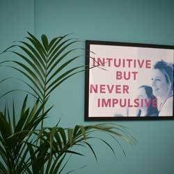 Intuitive Poster