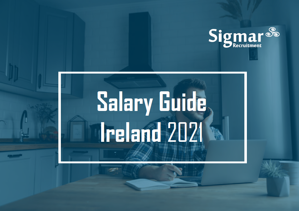 Salary Guide Ireland 2021