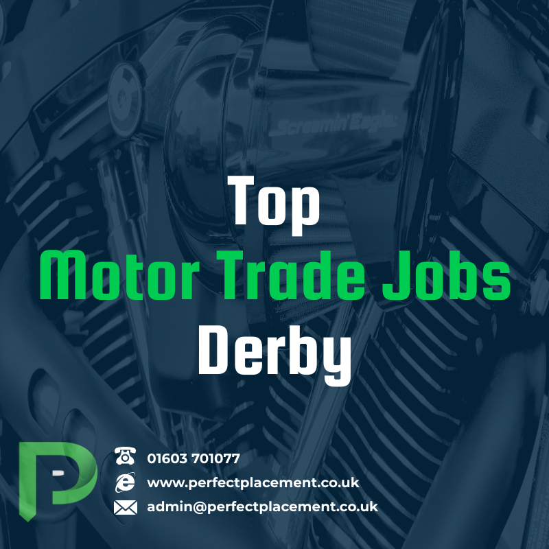 Top Motor Trade Jobs in Derby, Automotive Recruitment