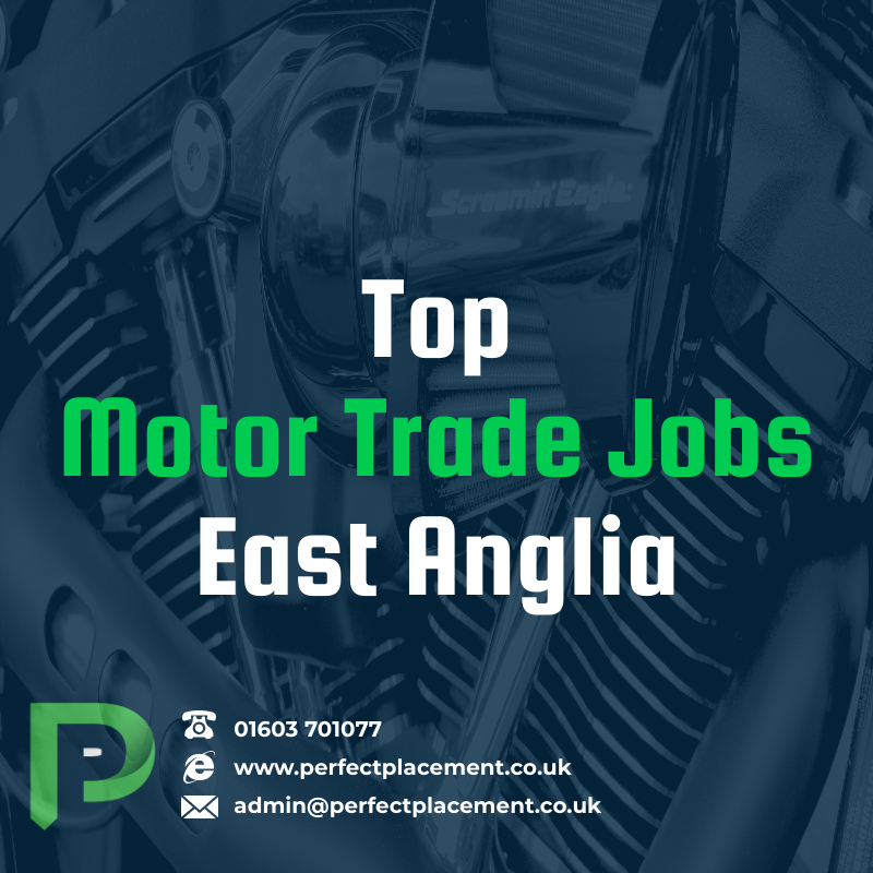 Automotive Recruitment For Motor Trade Jobs Perfect Placement