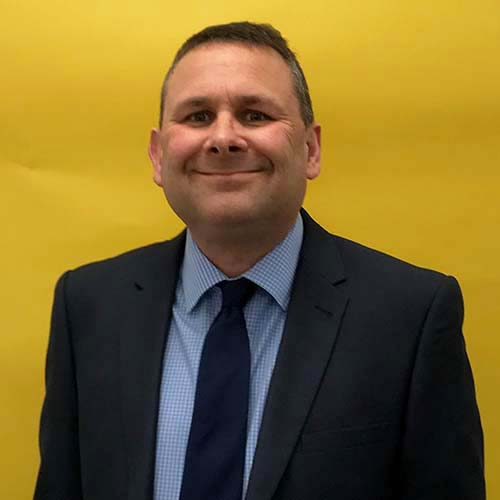 Andy Marr Key Account Manager at Thorn Baker Construction