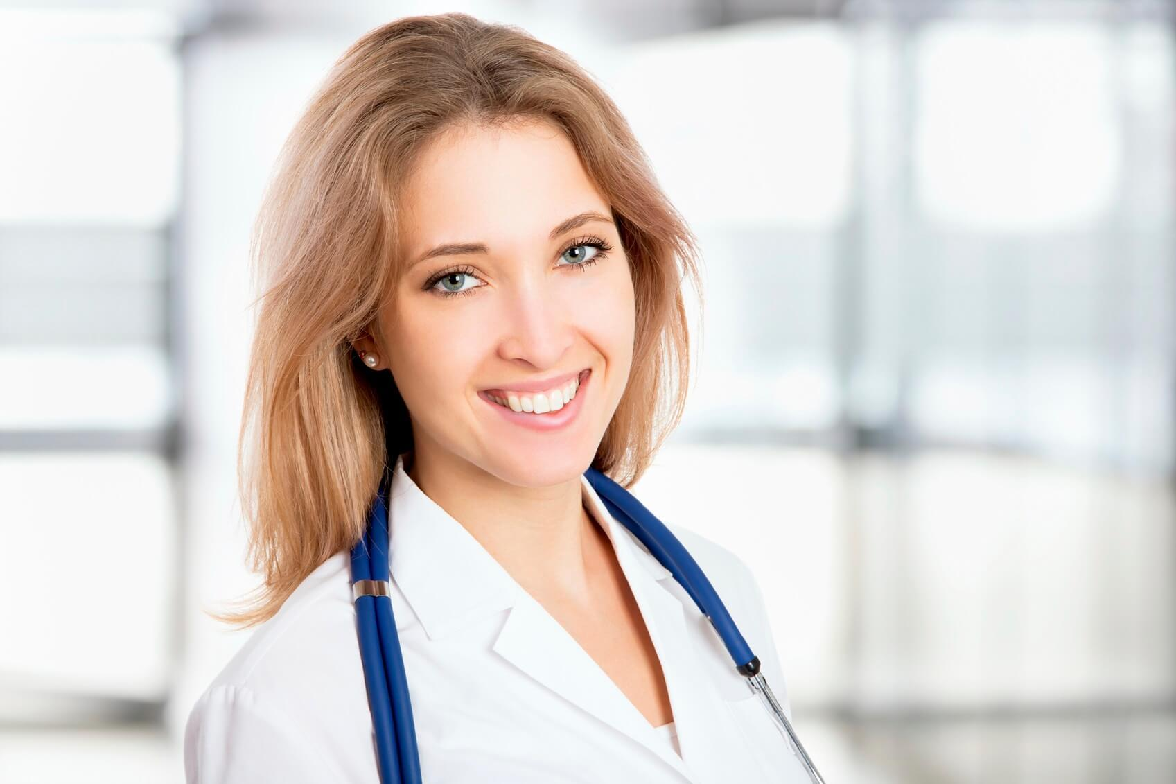 Female Physician working as a psychiatrist in New Zealand