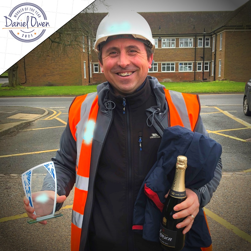 Worker of the Year Awards 2021 - Berkshire