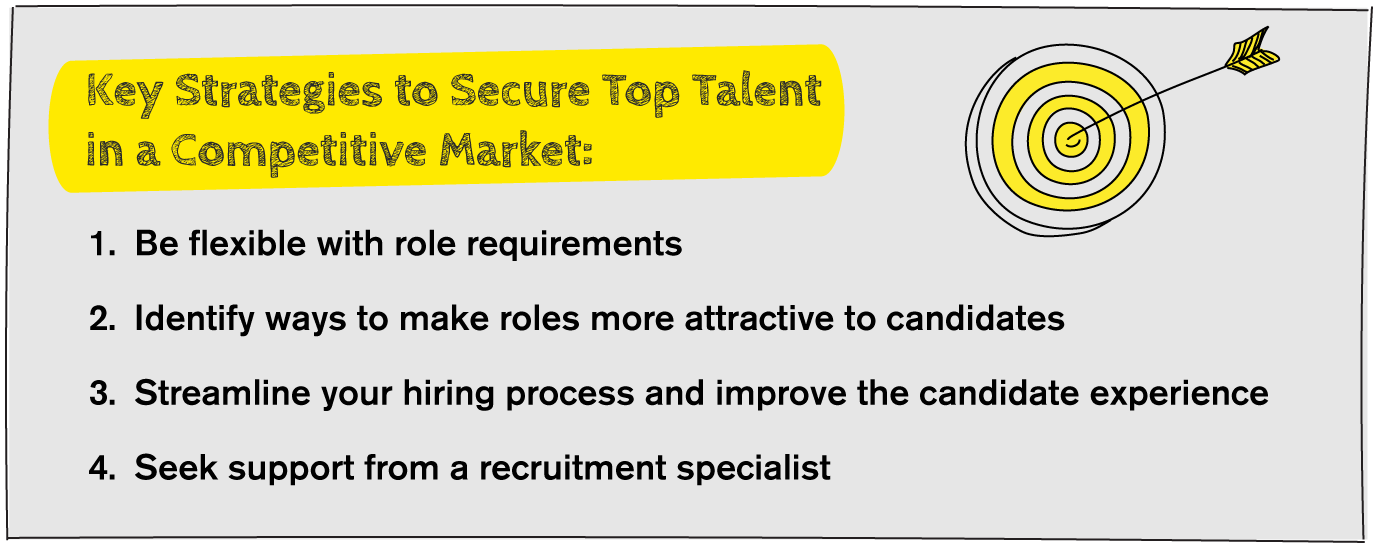 Key Strategies to Secure Top Talent in a Competitive Market