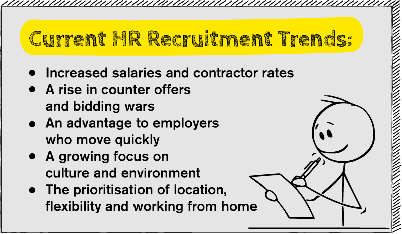 Strategies for Securing Top HR Talent