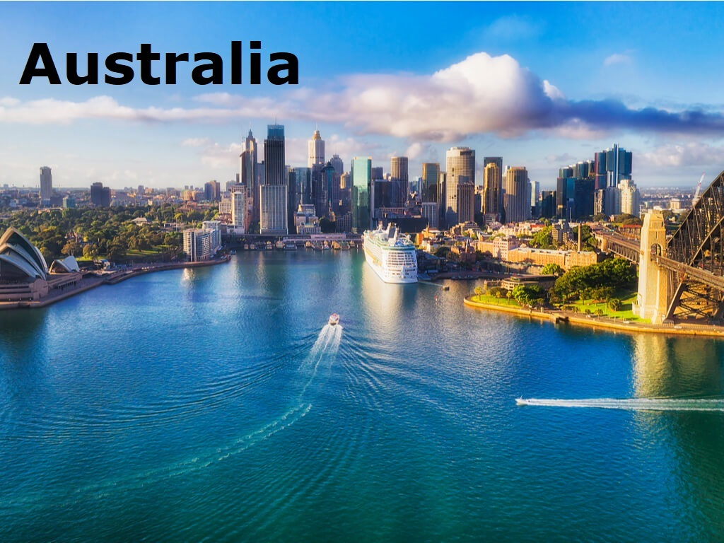 Working as a medical professional in Australia