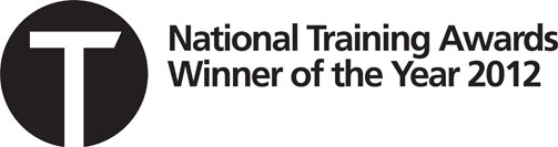 national training awards logo
